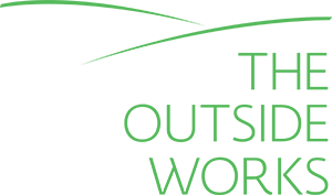 THE OUTSIDE WORKS LOGO